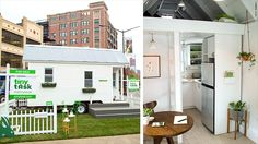 The tiny home in New York City's Meatpacking District is the work of on-demand startup Task Rabbit.