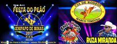 Festa do Peão em Jenipapo de Minas – MG temos Aluguel de Vans, Ônibus e Micro Ônibus