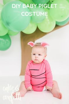 DIY BABY WINNIE THE POOH HALLOWEEN COSTUMES 91ee70a80211