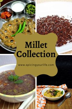 Healthy Snacks For Kids, Healthy Food, Healthy Recipes, Jowar Recipes, Ragi Dosa, Millet Recipes, Indian Flat Bread, Recipe Collections, Breakfast Dishes