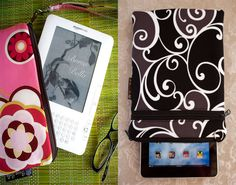 Borsa Bella ... lovely bags for all your gadgets!