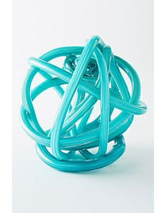St. Jude® Glass Knot Paperweight