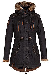 naketano Prosexxo III - Jacket for Women - Black