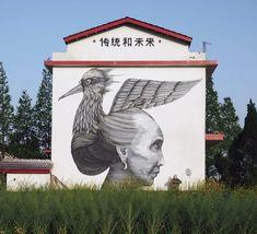 Alfalfa for Wallskar Nanxian, Hunan, China, 2018