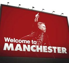 I cannot wait to see this in person. Welcome to Manchester