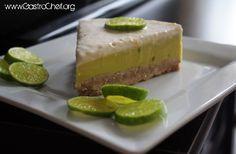 Sugar & Grain-free Key Lime pie