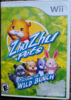 Zhu-Zhu Pet Wii Game