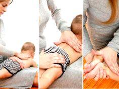 """SHANTALA, UN ARTE TRADICIONAL SOBRE EL MASAJE DE LOS NIÑOS Hoy os recomendamos desde un precioso libro tuitulado """"Shantala, un arte tradicional sobre el masaje de los niños"""", escrito por Frédérick Leboyer. Este libro es una narración sobre la """"epopeya de nacimiento"""" a través de la cual uno puede ponerse en la piel del niño recién nacido  Muy recomendable para futuras mamás o como regalo de nacimiento. NAMASTE  www.unrespiro.es Técnicas de desarrollo y evolución personal on line Baby Massage, Sensory Play, Leg Warmers, Growing Up, Dads, Parenting, Mom, Health, Baby Things"""