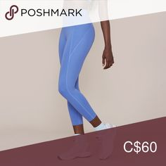 Girlfriend Collective High-Rise Leggings Size Small Periwinkle Compressive High-Rise Legging – Girlfriend Collective Limited edition colour that is no longer available! Never been worn, just tried on. Periwinkle, Colorful Leggings, Girlfriends, Pants For Women, Blue, Shopping, Collection, Things To Sell, Style