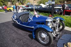 1935 Morgan Supersport wins Best in Class at Greystone Mansion Concours d'Elegance 2016 Beverly Hills http://www.specialcarstore.com/content/greystone-mansion-concours-may-7-2017-tickets-now-available