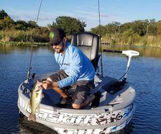 360 Degree Fishing Skiff