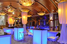 Corporate Party Restaurant transformation