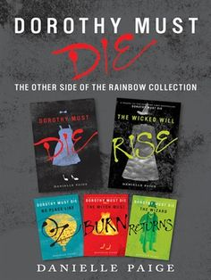 There's a new wicked witch in Oz—and her name is Dorothy. The Wonderful Wizard of Oz meets Kill Bill in this edgy, fast-paced, fantasy-adventure series from New York Times bestselling author Danielle Paige. The first two novels and three novellas are available together here for the first time: