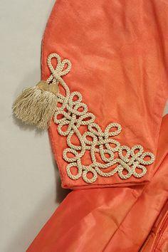 Dress Date: 1864–65 Culture: American Medium: silk