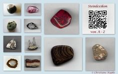 Steinelexikon von A bis Z