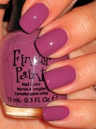 fall nail polish-- favorite color!