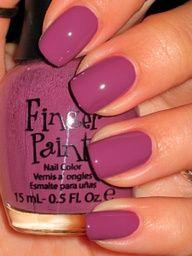 fall nail polish-- favorite color!