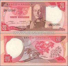 Angola banknotes - Angolan bank