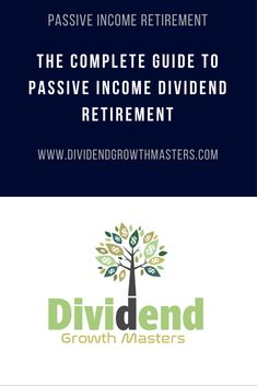 Learn how to invest in dividend stocks to reach passive income retirement. Dividend Growth Investing (DGI) is the best way to financial independence retire early (FIRE). Investment Portfolio, Investment Advice, Investment Companies, Investment Firms, Investment Property, Stock Market Investing, Investing In Stocks, Investing Money, Saving Money
