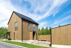 Arkkitehti Tapani Takkusen suunnittelema Kotola, asuntomessut 2016