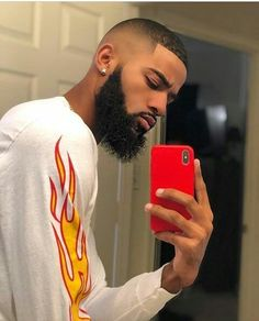 Captivating Black Men Hairstyles Ideas To Try Now – Men's Hairstyles and Beard Models Black Man Haircut Fade, Black Men Haircuts, Black Men Hairstyles, Lazy Hairstyles, Easy Hairstyles For Medium Hair, Medium Hair Styles, Waves Hairstyle Men, Waves Haircut, Beard Styles For Men
