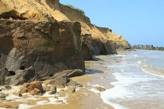 Coastal Erosion, Happisburgh, Norfolk