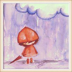 """""""Eu perdi o meu medo, o meu medo da chuva pois a chuva voltando pra terra traz coisas do ar"""""""