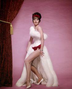 "Natalie Wood - ""Gypsy"" (1962) - Costume designers : Bill Gaskin, Orry Kelly & Howard Shoup"