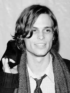 Matthew Grey Gubler, luv him!