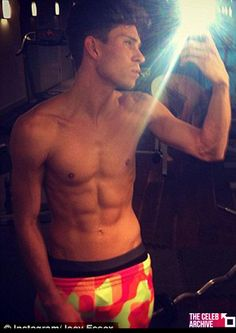 Joey Essex flexes his muscles in a recent Instagram picture!  To get more pictures > http://www.thecelebarchive.net/ca/gallery.asp?folder=%2Fjoey+essex%2F