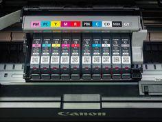 UNA #IMPRESORA FOTOGRÁFICA DE DIEZ #TINTAS Muchas empresas y usuarios especializados demandan impresoras que sean capaces de imprimir documentos fotográficos con la mayor calidad posible y a un precio irresistible. Una posibilidad que ofrece la firma Canon con su nuevo modelo: Pixma Pro-10S.