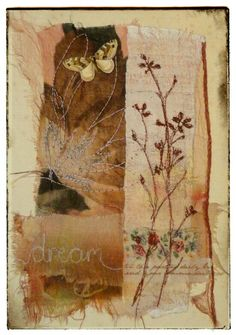 Textile card