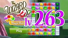 Wizard of Oz: Magic Match - Level 263 (1080/60fps)