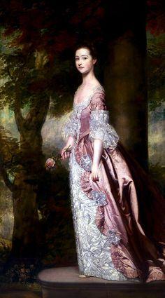 "Joshua Reynolds--""Miss Susanna Gale"""