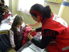 Türk Kızılayı Eğitim Desteği