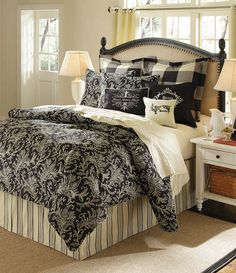 French Country luv the bedding