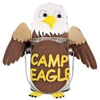 This Eagle Treasure Bucket Is A Fun Way For Kids To Collect Treasures  Whether They Are At Camp Or Just Exploring On Their Own. Lots Of Natures Ca