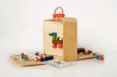 Ta.Ta. Unconventional Design For Kids: JUCAM!