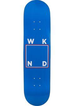 WKND USPS-Logo - titus-shop.com #Deck #Skateboard #titus #titusskateshop