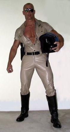 Leather, Rubber, Boots & Breeches: Bild