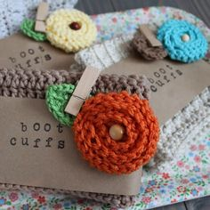 How to make kraft paper wrappers for handmade items.