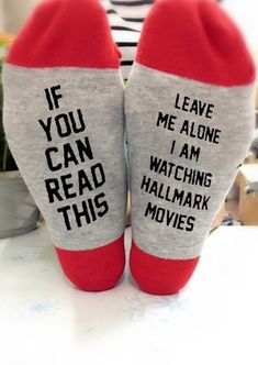I'm Watching Hallmark Christmas Movies Socks. If you love Hallmark Christmas Movies you will NEED this Hallmark Christmas Movie Watching Socks SVG file! Spend your Christmas in comfort and style in this cute and fun Socks. I believe they will bring you and your family a surprise and happiness at Christmas.