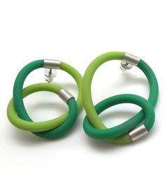 Double green knot, Babadesign