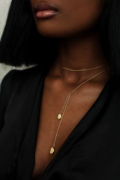 Body Necklace, Lariat Necklace, Stud Earrings, Pendant Necklace, Cowrie Shell Necklace, Cute Jewelry, Body Jewelry, Real Gold Chains, Infinity Necklace