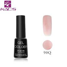 KADS New Top Fashion Gel Nail Polish Soak off Gel LED UV Gel Polish 7ml 99 Colors For Choose Gel Varnishes