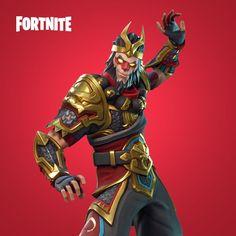 The king has returned Fortnite - The Happy Wizard - Ps4, Carros Lamborghini, Nintendo, Epic Games Fortnite, Pokemon, Monkey King, Battle Royal, Game Guide, Gaming Wallpapers