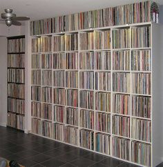The IKEA Expedit...loved by record collectors the world over.