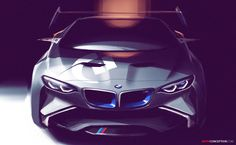 BMW PlayStation Gran Turismo 6 Concept Car