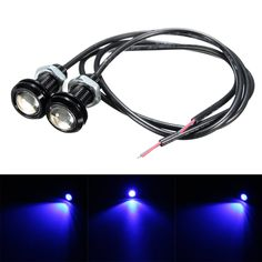 10W LED Boat Waterproof Plug Light 1/2inch NPT 18mm Drain Lights For Boat Marine Under Water Fishing