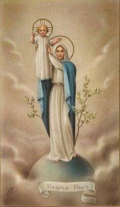 SANTA MARÍA, MADRE DE LA PAZ